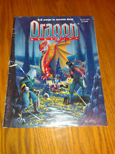 Dragon Magazine #193 May 1993 Dungeons and Dragons DnD ADnD