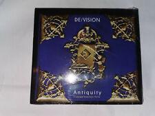 DE/VISION Antiquity Electronic/Synth-Pop CD Album 9 Tracks NEU+foliert!!!