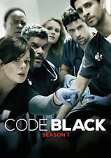 CODE BLACK: SEASON 1 DVD - THE COMPLETE FIRST SEASON [5 DISCS] - NEW UNOPENED