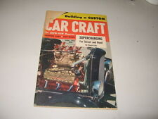 April 1955 Car Craft Magazine