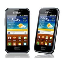 Brand New (seal open) Samsung GalaxyAce Plus S7500 (dark Black)-Rrefurbished