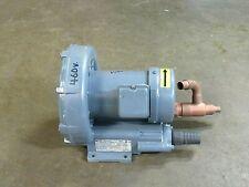 Fuji Electric Ring Compressor Regenerative Blower Vfc409a 7w 3ph 2p 460v