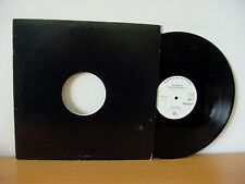 "SPLIT ENZ ""Six Months In A Leaky Boat"" WHITE LABEL PROMO EP 1982 (A&M SP-17192)"