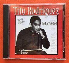 Tito Rodriguez En La Soledad Bolero CD DISCO HIT 2006 Puerto Rico