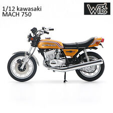 Rare Motorcycle Model! 1/12 WIT'S  KAWASAKI MACH750  Collection MACH 750