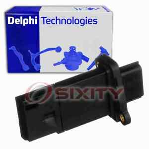 Delphi Mass Air Flow Sensor for 2014-2015 Infiniti Q50 3.7L V6 Intake kf