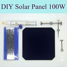 Sunpower 100w Solar Panel 100watt 18v Flexible Power