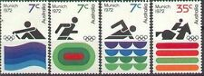 Australia 1972 MUNICH OLYMPICS Set (4) Unhinged Mint SG 518-521