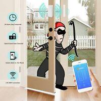 Wireless WIFI Smart Door Window Gap- Contact Sensor Bell Chime Alarm US