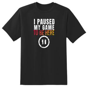 Gamer Funny Novelty T shirt