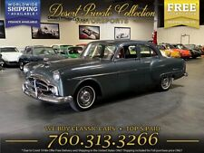 1951 Packard 4 door sedan Movie Man of Honor