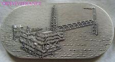 MED5140 - MEDAILLE NISSCO PLATEFORME PETROLIERE 1963-1993 par CARDOT