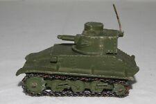 1950's Dinky Toys #152a, Light Military Army Tank, Nice Original