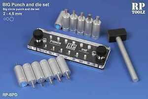 BIG Punch and Die set  2 - 4.5mm
