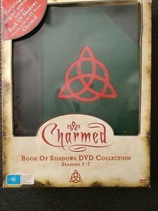 Charmed book of shadows 1 To 8 With Authentication Certificate
