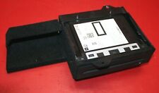 2013-2014 CADILLAC ATS SEDAN OEM GLOVEBOX MOUNTED SINGLE AUDIO CD DISC PLAYER