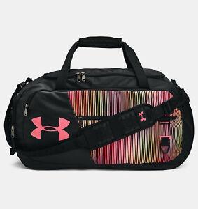 Under Armour UA Undeniable 4.0 Medium Duffle Bag All Sport Duffel Gym Bag