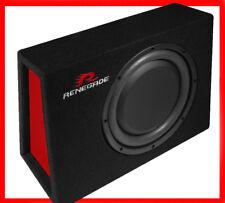 Renegade rxs1000 25 cm compact-SUBBOX caisson de basses RXS 1000 rxs-1000 Bass
