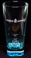 6x Bombay Sapphire Longdrinkglas 2 4cl Ginglas selten Gläser Cocktail Bar Gastro