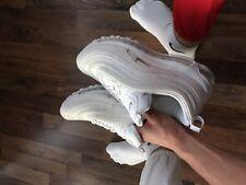 Nike Air Max 97 gr. 42,5 weiß white gebraucht / used