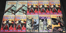Image THE WALKING DEAD 121pc Count High Grade Comic Lot 9.2OB Duplication Zombie