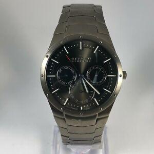 Skagen Mens Denmark D596XLTXM Disney Titanium Japan Quartz Analog Wristwatch