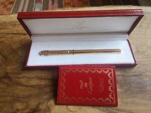 Must de Cartier pen vintage
