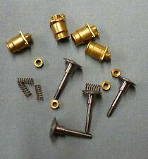O gauge LNER/BR Loco buffers cast brass