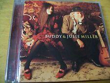 BUDDY & JULIE MILLER OMONIMO  CD  MINT--- HIGHTONE