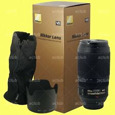 Genuine Nikon AF-S VR Zoom-Nikkor 70-300mm f/4.5-5.6G IF-ED Lens