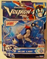 2017 Dreamworks Voltron Legendary Defender Jump Attack Blue Lion New MISB