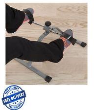 Fitness Pedal Portable Stationary Under Desk Indoor Exercise Machine Bike Cardio
