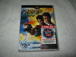 Die Another Day - James Bond 007 - Special Edition - VGC - DVD - R4