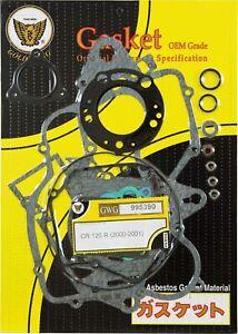 Gasket Set Full Honda CR 125 R 2000-2002