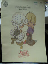 Precious Moments Chart Counted cross stitch book