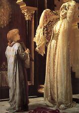 LUCE dell'harem da Lord F Leighton Giclee stampa su tela o poster FINE ART NUOVO