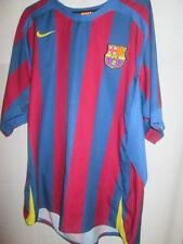 "Barcelona 2004-2005 Home Football Shirt Tamaño Grande 42 ""; de -44"" / 34957 Henderson"