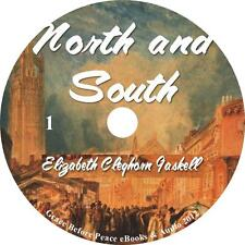 North and South, Elizabeth Gaskell Audiobook Fiction in English on 16 Audio CDs