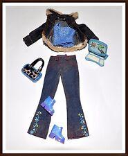Beautiful Barbie Clothes Set - Mattel - Fashionista, Fashion Avenue, Lot 813