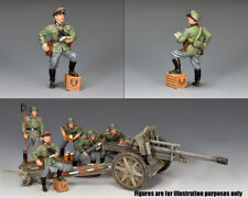 KING & COUNTRY WW2 GERMAN ARMY WH063 ARTILLERY OFFICER MIB