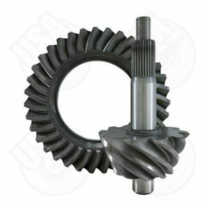 "USA Standard Ring & Pinion gear set for Ford 9"" in a 4.56 ratio"