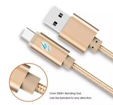 ✅ 10FT Long LED Smart Charge Cable For iPhone 5 6 7 8 X XR Charging Lightning