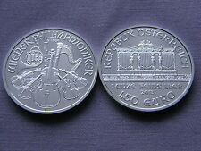Stempelglanz Einzelstück Münzen aus Österreich