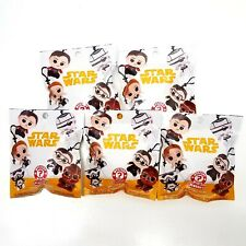 5 - FUNKO STAR WARS Mystery Minis Plushies Blind Bags Unopened Collectible Plush