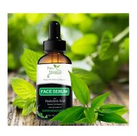 Best Face Serum with Hyaluronic Acid and Vitamin C -Anti Aging Serum for Face