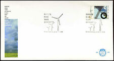 Netherlands 1986 William Test Station FDC First Day Cover #C27882