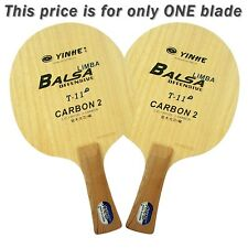 Galaxy Yinhe T-11 +  LIMBA BALSA OFF Table Tennis Ping Pong Blade shakehand FL