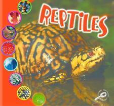 Reptiles (Reptiles) (Que Es Un Animal Biblioteca del Descubrimiento-ExLibrary