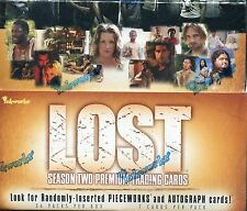 Lost Season 2 Factory Sealed Hobby Box 36 Packs