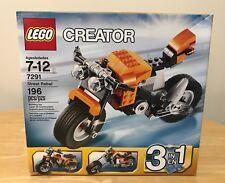 New, Sealed: LEGO 7291 Creator Street Rebel 3 in 1